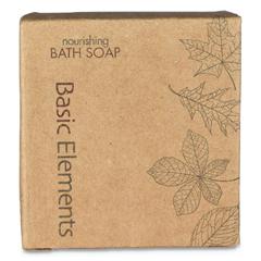 OGFSPBELBH - Basic Elements Bath Soap Bar