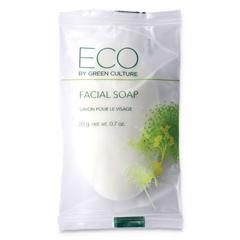 OGFSPEGCFL - Eco By Green Culture Facial Soap Bar