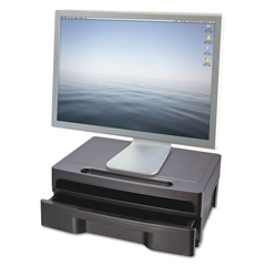 OIC22502 - Officemate Monitor Stand with Drawer