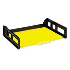 OIC26052 - Officemate Recycled Side Load Desk Tray