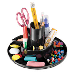 OIC26250 - Officemate Rotary Supply Organizer