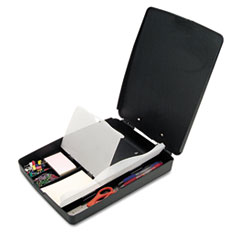 OIC83333 - Officemate Extra Storage & Supply Clipboard Box