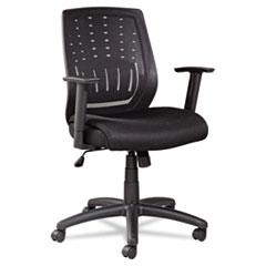OIFEM4217 - OIF Mesh Managers Synchro-Tilt Mid-Back Chair