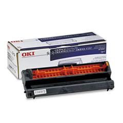 OKI40709901 - Oki 40709901 Image Drum, Black