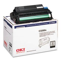 OKI42126661 - Oki 42126661 Drum Unit, Black