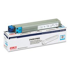 OKI42918903 - Oki 42918903 Toner (Type C7), 15000 Page-Yield, Cyan