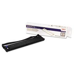 OKI43571801 - Oki 43571801 Ribbon, Black
