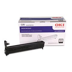 OKI44064016 - Oki 44064016 Drum, Black