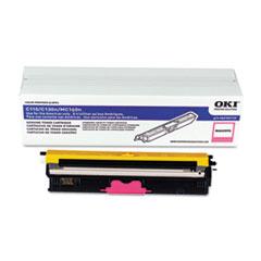 OKI44250710 - Oki 44250710 Toner, 1500 Page-Yield, Magenta