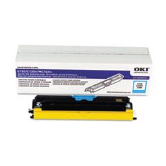 OKI44250711 - Oki 44250711 Toner, 1500 Page-Yield, Cyan