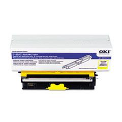 OKI44250713 - Oki 44250713 Toner, 2500 Page-Yield, Yellow