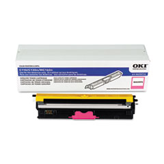 OKI44250714 - Oki 44257014 Toner, 2500 Page-Yield, Magenta