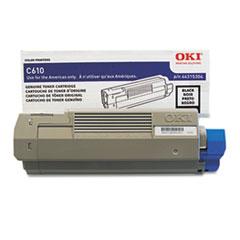 OKI44315304 - Oki 44315304 Toner, 8,000 Page-Yield, Black