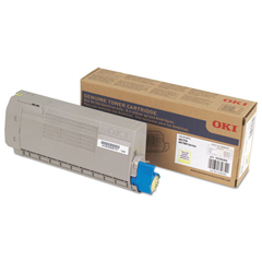 OKI45396209 - Oki® 45396209, 45396210, 45396211 Toner