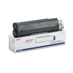 OKI52112901 - Oki 52112901 Toner, 5000 Page-Yield, Black