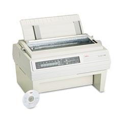 OKI61800801 - Oki® Pacemark 3410 9-Pin Dot Matrix Printer