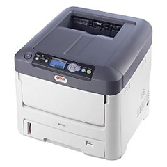 OKI62433503 - Oki® C711dn Laser Printer