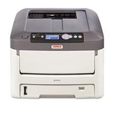 OKI62433505 - Oki® C711dtn Laser Printer