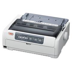 OKI62433801 - Oki® Microline® 620 Dot Matrix Printer