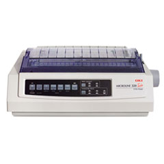 OKI91907101 - Oki® Microline® 320 Turbo-Series Dot Matrix Printer