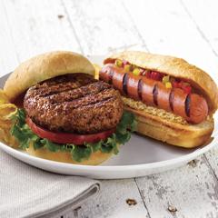 OMS40534 - Omaha SteaksBurgers & Gourmet Jumbo Franks