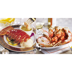 OMS40594 - Omaha SteaksLobster Tails & Packages of King Crab Legs