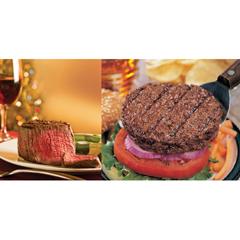 OMS4236 - Omaha SteaksFilet Mignons & Burgers