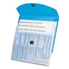 OXF372238 - Oxford™ 4-Pocket Envelope Folder