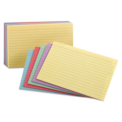 OXF40280 - Oxford® Index Cards