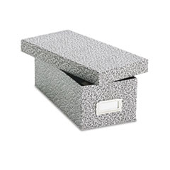 OXF40588 - Oxford® Reinforced Board Card File with Lift-Off Cover