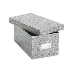 OXF40589 - Oxford® Reinforced Board Card File with Lift-Off Cover