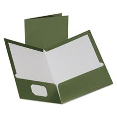 OXF5049560 - Oxford® Metallic Two-Pocket Folders