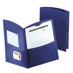 OXF5062523 - Oxford® Contour Two-Pocket Folders