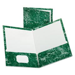 OXF51617 - Oxford® Marble Laminated Portfolio