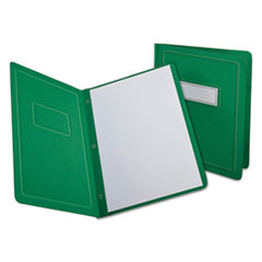 OXF52503 - Oxford® Title Panel and Border Front Report Cover
