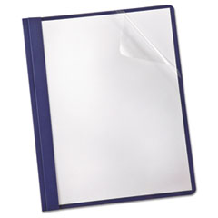OXF53343 - Oxford® Clear Front Linen Report Cover