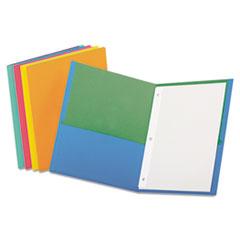 OXF55776 - Oxford® Twisted Twin Pocket Folder