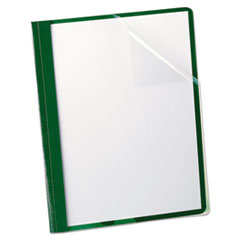 OXF55807 - Oxford® Clear Front Standard Grade Report Cover