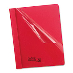 OXF55811 - Oxford® Clear Front Standard Grade Report Cover