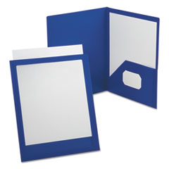 OXF57441 - Oxford® ViewFolio™ Poly Portfolios
