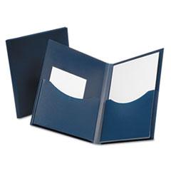 OXF57455 - Oxford® Double Stuff® Poly Two-Pocket Folder