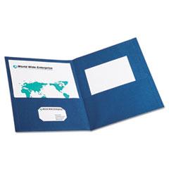 OXF57502 - Oxford® Twin-Pocket Portfolios