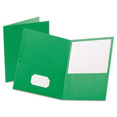 OXF57503 - Oxford® Twin-Pocket Portfolios