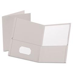 OXF57505 - Oxford® Twin-Pocket Portfolios