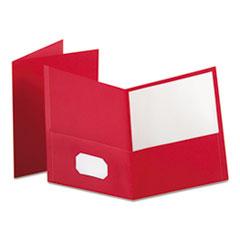OXF57511 - Oxford® Twin-Pocket Portfolios