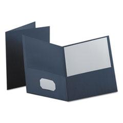 OXF57538 - Oxford® Twin-Pocket Portfolios