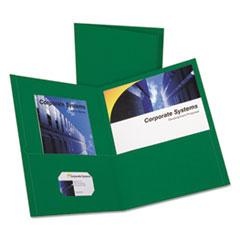 OXF57556 - Oxford® Twin-Pocket Portfolios