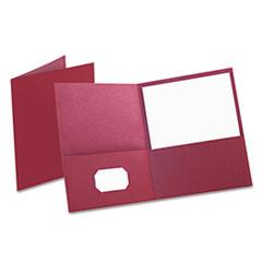 OXF57557 - Oxford® Twin-Pocket Portfolios