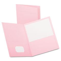 OXF57568 - Oxford® Twin-Pocket Portfolios