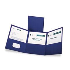 OXF59802 - Oxford® Tri-Fold Pocket Folder